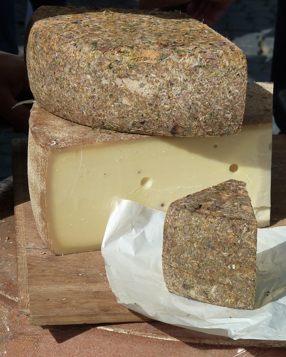 fromage de montagne maison