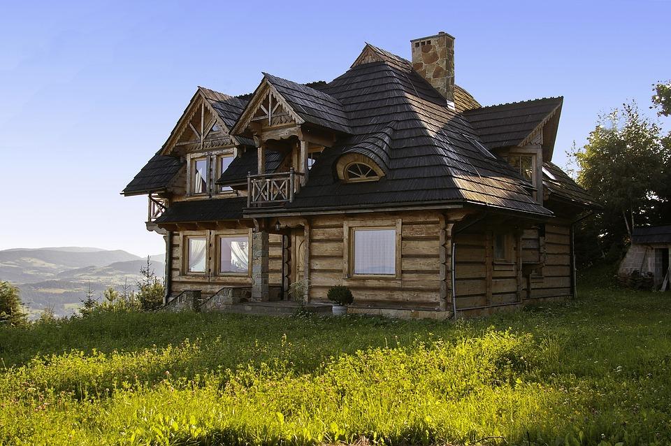 isoler une maison en montagne