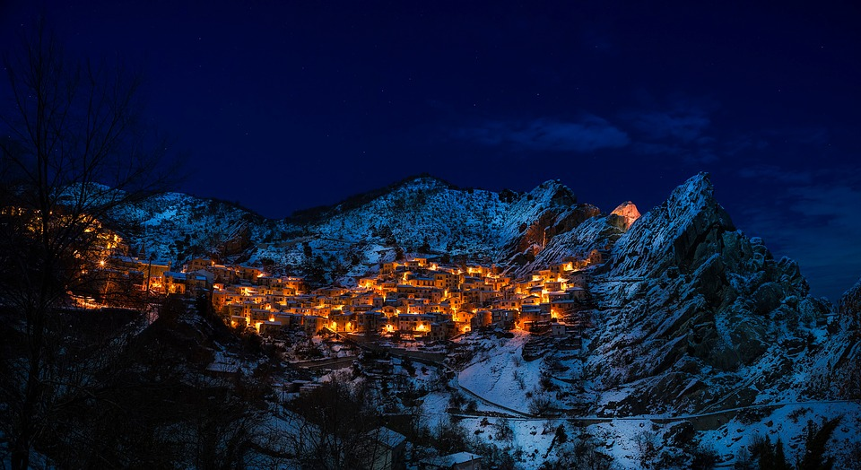 réserver une nuit en montagne