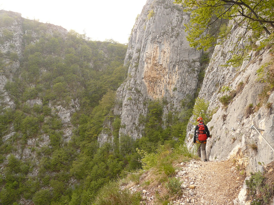 belle via ferrata