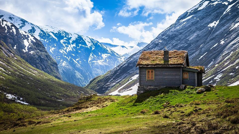hebergement les Alpes