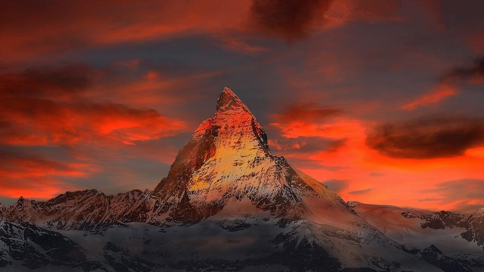 froid en haute montagne