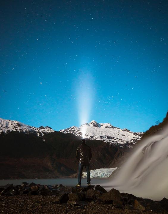 lampe de trail