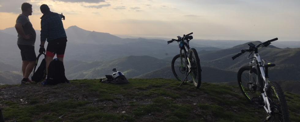 randonnées Pays Basque